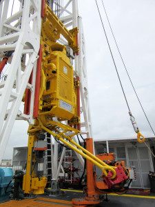 DRILLING CONTRACTOR FEATURES GDM TOP DRIVE & TECHNOLOGY | Global